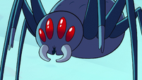 S2E2 Giant spider confused