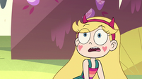 S3E14 Star Butterfly surprised to see Eclipsa