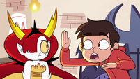 S4E28 Marco shocked to see Hekapoo