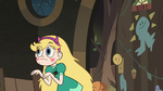 S3E5 Star Butterfly sneaks out of tadpoles' room