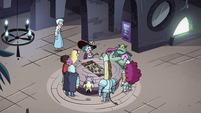 S4E34 Eclipsa explains the plan to the others