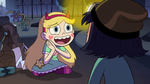 S2E27 Star Butterfly asking Janna for her opinion