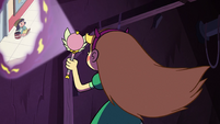 S2E28 Star Butterfly spying on Janna