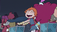 S3E15 Higgs laughing at Star Butterfly and Marco