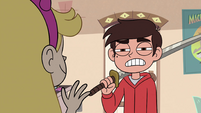 S4E5 Marco begrudgingly lets Star come