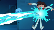 S1E14 Marco hit by Narwhal Blast