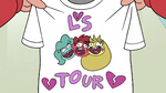 S2E39 Marco Diaz's Love Sentence T-shirt