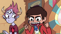 S3E31 Marco 'I'm gonna try the lance this time!'