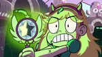 S3E5 Star Butterfly about to fire her wand