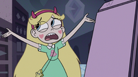 S2E18 Star Butterfly 'literally everything in the universe'