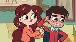 S3E13 Marco Diaz looking embarrassed
