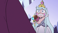 S3E2 Moon looking more nervous at Eclipsa