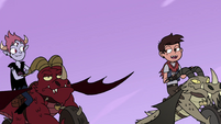 S4E22 Marco 'things were super amicable'