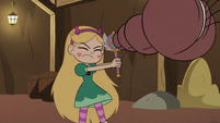 S2E28 Star Butterfly creates several eye spiders