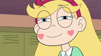 S2E38 Star Butterfly getting an idea