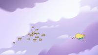 S3E18 Goblin Dogs follow Star through the sky