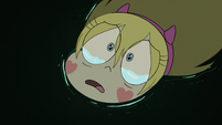 S3E7 Star Butterfly crying tears of defeat
