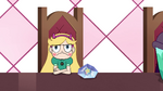 S4E20 Star sitting with her arms crossed