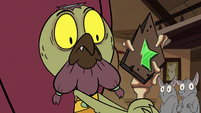 S2E8 Ludo's magic wand doesn't do anything