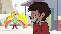 S1e1 marco pretends to keep his cool