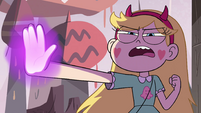 S4E1 Star Butterfly 'I don't need a wand'