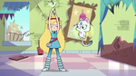 S2E30 Star Butterfly charging her magic wand