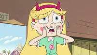 S2E38 Star Butterfly 'what did I do to this school?'