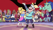 S3E10 Star Butterfly dancing with Manfred