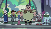 S4E18 New knights of Mewni stand together