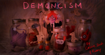 Demoncism title card