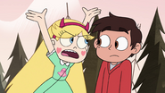 S4E1 Star Butterfly 'you mean give up?'