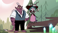 S4E23 Eclipsa starts playing a song