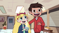S2E7 Marco Diaz 'how'd you find her?'