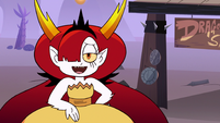 S3E22 Hekapoo 'you coming back tomorrow?'