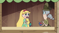 S3E17 Star Butterfly 'you doomed these monsters!'