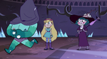 S4E4 Rhombulus runs in the other direction