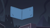 S2E18 Marco Diaz's wallet floats in the air