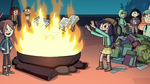S2E41 Janna burning homework and books