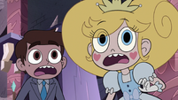 S3E24 Star and Marco shocked by Mina's transformation