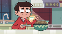 S2E41 Marco thinking about Star Butterfly