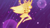 S3E7 Star Butterfly gracefully flying around