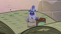 S2E28 Glossaryck 'that's out of my hands'