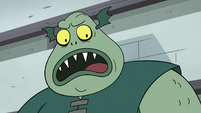 S4E16 Buff Frog 'why would cornball game do that?'