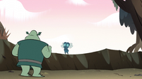 S2E12 Buff Frog stops Boo Fly not to leave