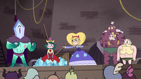 S4E24 Star Butterfly accusing Rhombulus