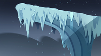 S4E5 More icicles leaking melted ice