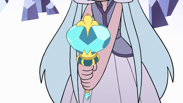File:S3E2 Royal magic wand in Queen Moon's hands.png