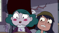 S4E33 Eclipsa and Janna shocked and aghast