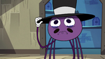 S2E22 Spider With a Top Hat with hurt feelings