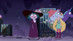 S4E9 Eclipsa leaves with Azniss and Khrysthalle